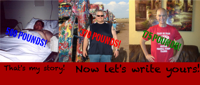 Over 300 pounds lost!